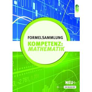 Kompetenz:Mathematik Formelsammlung