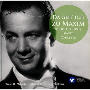 """""""Da Geh' Ich Zu Maxim...""""-Rudolf Schock Singt / Schock,Rudolf"""