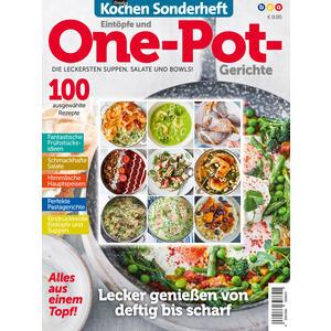 Simply Kochen Sonderheft: Eintöpfe und One-Pot-Gerichte