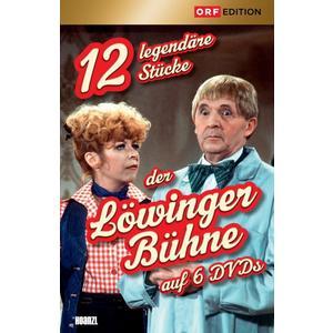 Löwinger,Paul,Sissy Und Sepp - Löwingerbühne: Vol.1-3 - 6 DVD