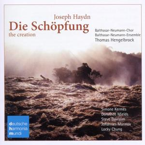 Die Schöpfung / Hengelbrock/Kermes/Balthasar Neumann-Chor/+