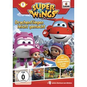 Super Wings - 001/Drachenfliegen leicht gemacht - 1 DVD