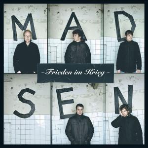 Madsen - FRIEDEN IM KRIEG - 1 CD