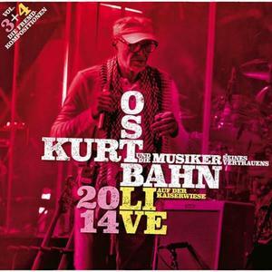 OSTBAHN KURTI - LIVE AUF DER KAISERWIESE VOL.3+4 - 2 CD