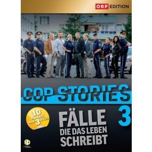Zeiler,Johannes/Zauner,Martin/Falck,Serge/ - CopStories: Staffel 3 - 3 DVD