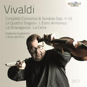 Complete Concertos+Sonatas Opp.1-12/+ / Guglielmo,Federico/L'Arte Dell'Arco