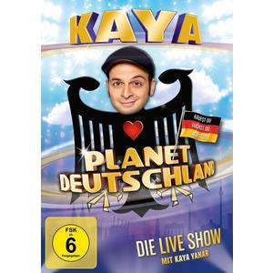 Yanar,Kaya - Planet Deutschland - 1 DVD