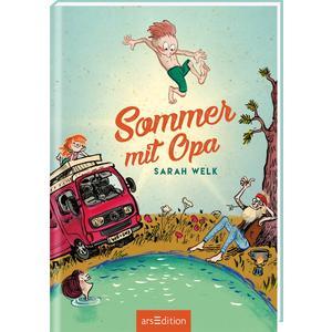 Sommer mit Opa (Spaß mit Opa 1)