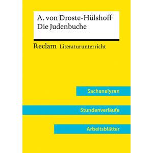 Annette von Droste-Hülshoff: Die Judenbuche (Lehrerband)