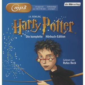 Beck,Rufus - Harry Potter(MP3 Ausgabe)-Die Komplette Hörbuch Ed - 14