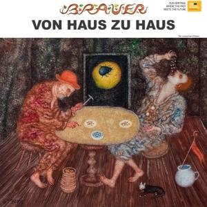 Brauer,Arik - Von Haus zu Haus - 1 Vinyl-LP