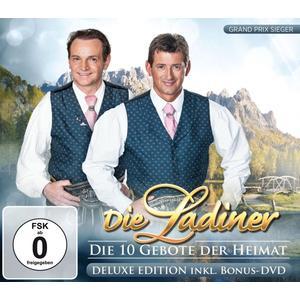 Ladiner,Die - Die 10 Gebote der Heimat-Deluxe Edition - 2