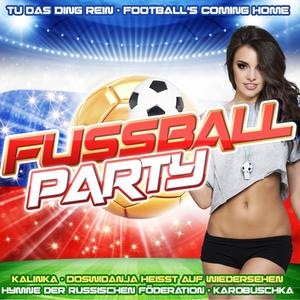Various - Fußball Party - 2 CD