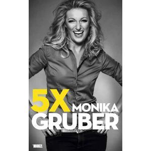 Gruber,Monika - Monika Gruber 5-DVD-Set - 5 DVD