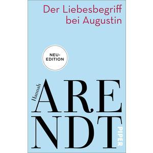 Der Liebesbegriff bei Augustin