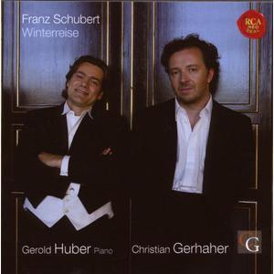 Musik-CD Winterreise D 911 / Gerhaher,Christian/Huber,Gerold, (1 CD)
