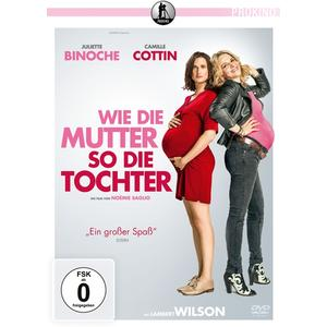 Binoche,Juliette - Wie die Mutter,so die Tochter - 1 DVD