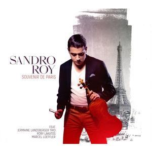 Roy,Sandro - Souvenir De Paris - 1 CD