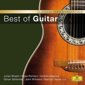 Musik-CD Best Of Guitar (CC) / Various, (1 CD)