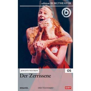 Minichmayr,Birgit/Hackl,Karlheinz/Speiser,K - #05: Der Zerrissene (Johann Nestroy) - 1 DVD