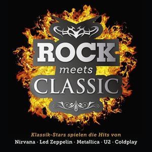 Musik-CD Rock Meets Classic / Diverse Klassik, (2 CD)