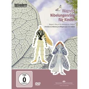 Wiener Staatsoper/Fally/Raimondi/Pecoraro/Eröd - Nibelungenring für Kinder - 1 DVD