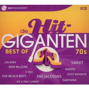 DIE HIT GIGANTEN-BEST OF 70'S / Various