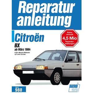 Citroën BX ab März 1984