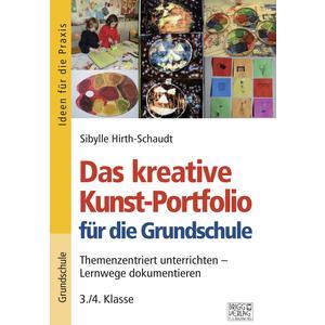 Das kreative Kunst-Portfolio für die Grundschule – 3./4. Klasse