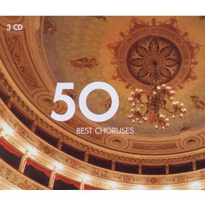 50 BEST CHORUSES / VARIOUS