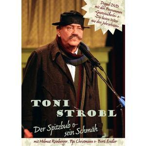 Musik-CD Der Spitzbub & sein Schmäh / Strobl,Toni, (2 DVD-Video Album)