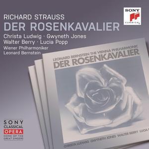 Bernstein,Leonard - Strauss: Der Rosenkavalier - 3 CD