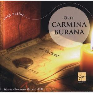 Carmina Burana / Hill,David/Bournemouth SO