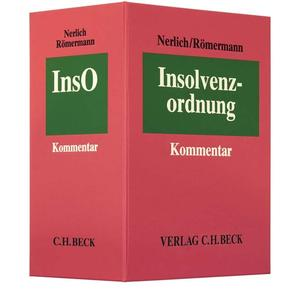 Insolvenzordnung (InsO) / Insolvenzrecht (InsR)