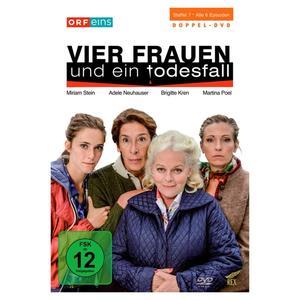 Neuhauser,Adele/Kren,Brigitte - Vier Frauen und ein Todesfall: Staffel 7 (Box Set) - 2 DVD