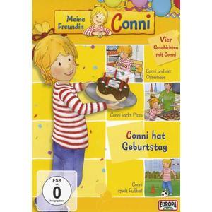 Meine Freundin Conni - 04/Conni Hat Geburtstag - 1 DVD