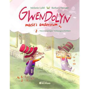 Gwendolyn macht's andersrum