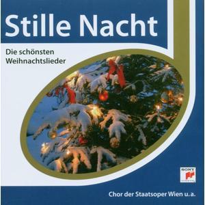 CHOR DER STAATSOPER WIEN - ESPRIT/STILLE NACHT,HEIL.NACHT - 1 CD