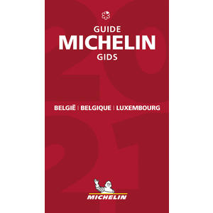 Michelin Belgique & Luxembourg 2021