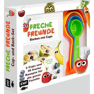 Freche Freunde: Das freche Cup- und Back-Set