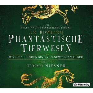 Niesner,Timmo - Phantastische Tierwesen - 2 CD