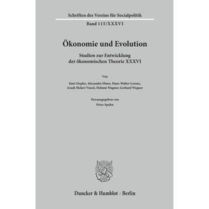 Ökonomie und Evolution.