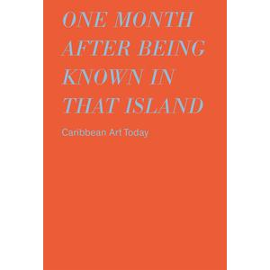 One month after being known in that island