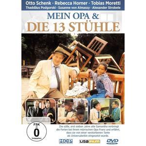 Schenk,Otto/Horner,Rebecca/Moretti,Tobias - Mein Opa & die 13 Stühle - 1 DVD
