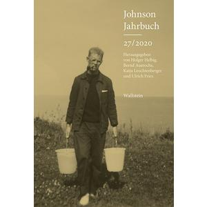 Johnson-Jahrbuch 27/2020