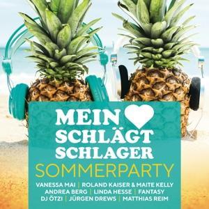 Various - Mein Herz schlägt Schlager - Sommerparty - 2 CD