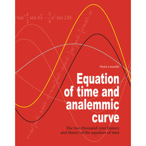 Equation of time and analemmic curve