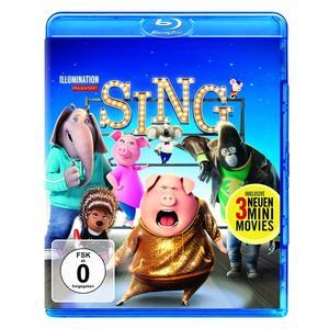 Keine Informationen - Sing - 1 Blu-Ray