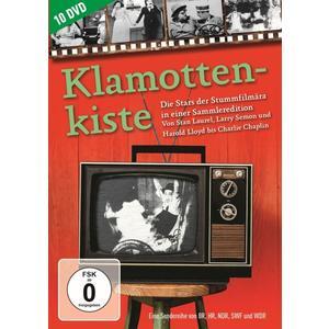 Ard Kultserie - Klamottenkiste: 10 DVD Box Sammleredition - 10 DVD