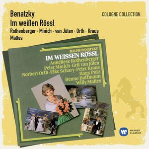 Musik-CD IM WEISSEN RÖSSL / ROTHENBERGER/MINICH/MATTES/MRO, (1 CD)
